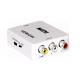 Conversor/adaptador HDMI para AV