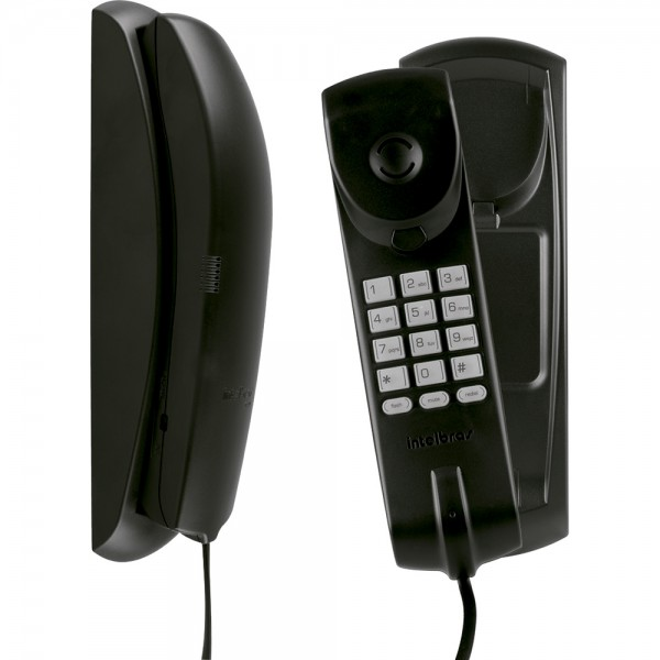 Telefone Com Fio Parede Intelbras TC20 *Varias Cores
