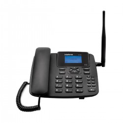 Telefone Rural INTELBRAS 2 Chips CF4202