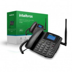 Telefone Rural INTELBRAS 1 Chip CF4201