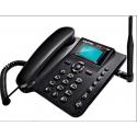 Telefone Rural AQUÁRIO 2 Chips sim CA 42