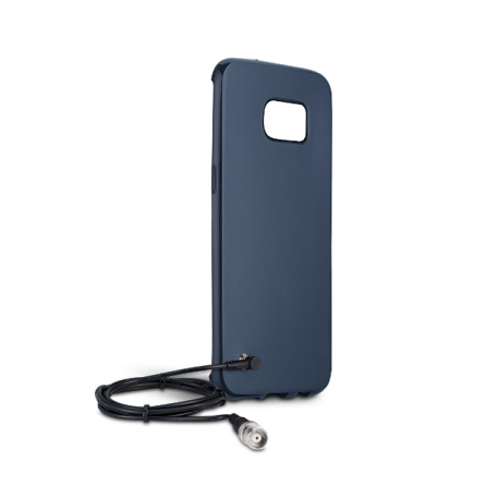 Kit adaptador/capa Samsung S7 Edge Cf-515 Aquario